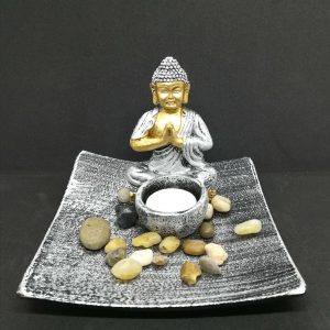 Buddha Candle Holder (C)
