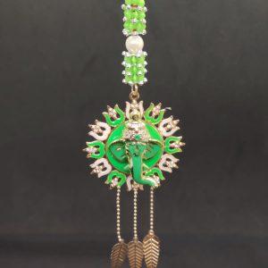 Ganesh Trishul Hanging Ornament