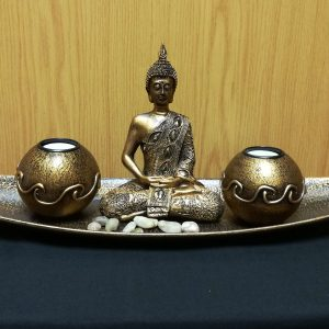 Buddha Candle Holder (B)