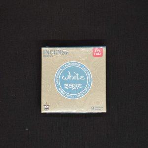 Aromafume Incense Bricks (White Sage)