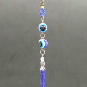 Turkish Double Eye Hanging Ornament