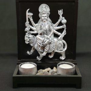Durga Candle Holder (A)