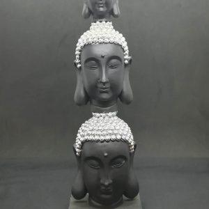 3 Head Buddha