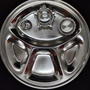 3 in 1 Steel Thari