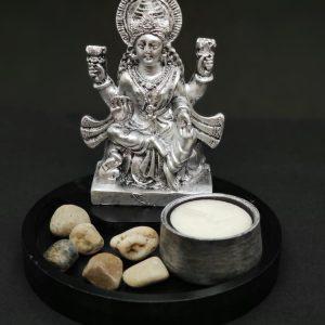 Laxmi Candle Holder