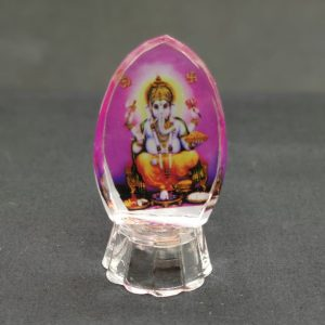 Ganesh Glass Stand