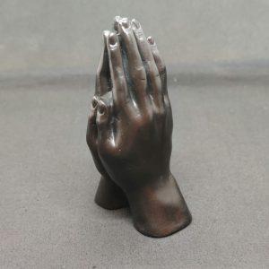 Praying Hands Incense Holder