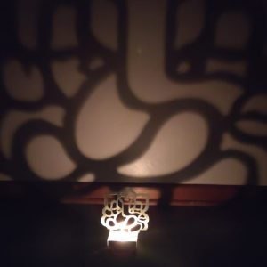 Shadow Ganesh (Large)