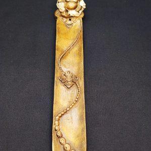 Incense Holder (Laughing Buddha)