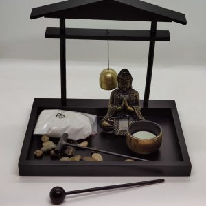 Buddha Bell Zen Garden