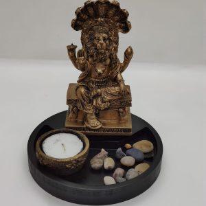 Narasingha Candle Holder