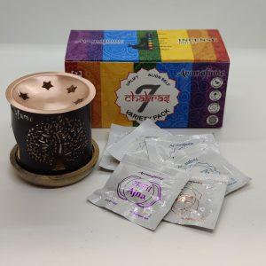 Aromafume Gift Pack (7 Chakra)
