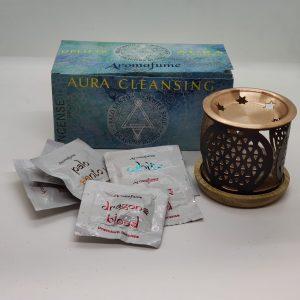 Aromafume Gift Pack (Aura Cleansing)