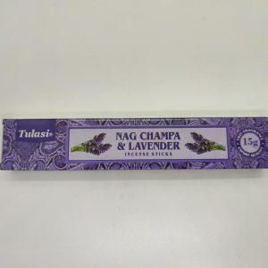Tulasi Combo Incense (Nag Champa & Lavender)