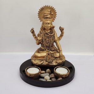 Shiva Candle Holder (A)