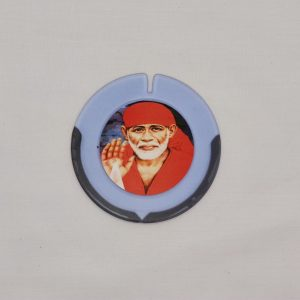 Car License Disc Holder (Shirdi Sai)