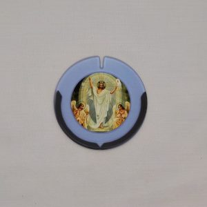 Car License Disc Holder (Lord Jesus with Angels)