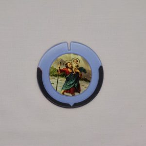 Car License Disc Holder (Saint Christopher)