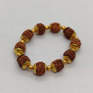 8mm Rudraksh Bead Bracelet (Kiddies)