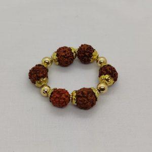 10mm Rudraksh Bead Bracelet (Kiddies)