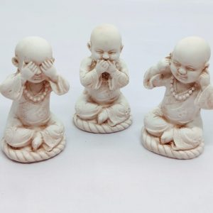 3 Monks (Small)