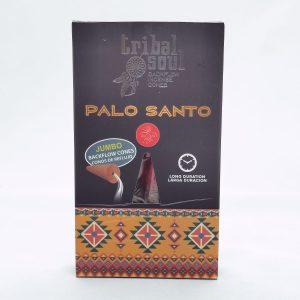 Tribal Soul Back Flow Incense Cones (Palo Santo)