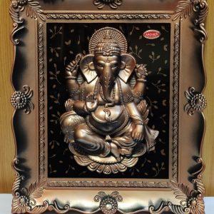 Ganesh Mirror Frame