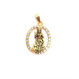 Murga Gold Pendant