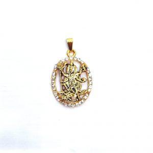 Kali Gold Pendant