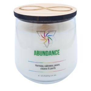 Abundance Candle