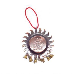 Copper Hanging Ornament (Hanuman)